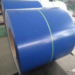 Aço Prepainted cor cor revestido de metal corrugado telhado para material de construção