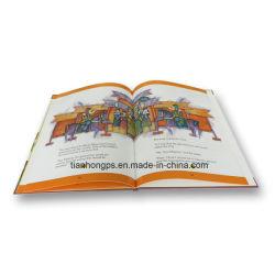 Los niños Inglés personalizado de impresión de libro de cuentos (HC-31)