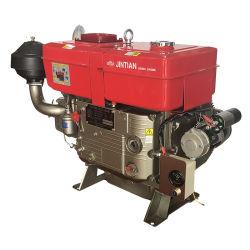 20HP à petit moteur diesel refroidi par eau avec démarreur électrique (ZS1115M)