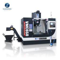Fresatrice verticale di CNC del centro di lavorazione del metallo di asse di precisione 5 (VMC650)
