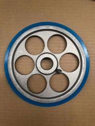 金属製ローラーはシリコンゴム製ローラーをホイールで、プロファイルラッピングに使用します 目的