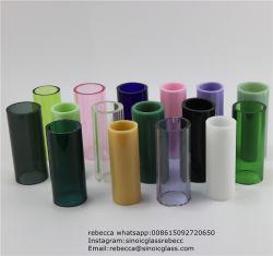 고품질 착색된 붕규산 유리 관 3.3 Pyrex 관