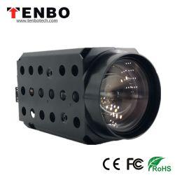 1080P 25X Zoom Óptico 5.6-144mm Lente de enfoque automático día&Noche Super Starlight FHD IP CCTV color CMOS cámara de bloque de Zoom