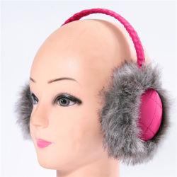 Protectores para ouvidos de peles de Proteção da orelha de inverno