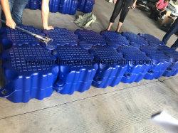 Muelle flotante modular plástico HDPE pontón flotante