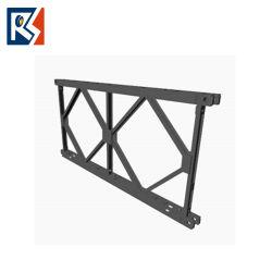 빠른 구조 Prefabricated 강철 구조물 베일리 브리지