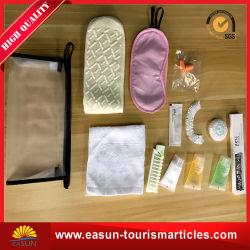 Articles de Toilette Kit d'agrément des compagnies aériennes de l'hôtel Hôtel de gros de savons et produits de toilette (ES3120405AMA)