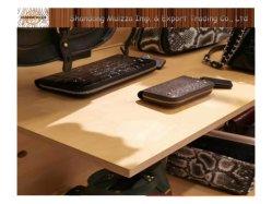 Venta caliente chapa de abedul de núcleo de álamo para muebles de madera contrachapada/de la artesanía con precio competitivo