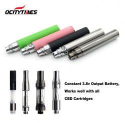 Vendas de grandes Ocitytimes e cigarros Vape Pen EGO Bateria para CDB atomizador