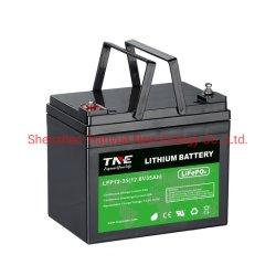 잔디 깎기/스크류버/솔라/UPS용 12V 35ah 리튬 이온 LiFePO4 리튬 배터리