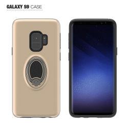 360 Grad-drehende Ring-Halter-Kästen für Samsung-Galaxie S9