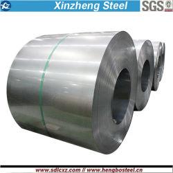 Bobina d'acciaio del galvalume di alluminio di 55% (0.125mm-0.8mm) per materiale da costruzione