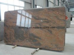 China Royal Natural gran losa de granito rojo