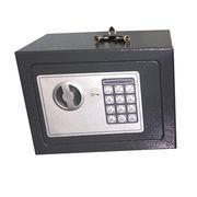 Contenitore chiave di casella sicura di due tasti forte