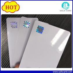 Aangepaste Laser die de Zelfklevend Sticker van het Hologram/Etiket en de Druk van het Etiket merken Metal/Paper