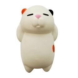 Commerce de gros jouets Squishy mentir Cat Squishies Cute ralentir la hausse Juguetes