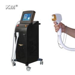 Tuv-medizinisches Cer 60601 60825 Hersteller-Haar-Abbau-808nm Sopran-schmerzloses Painfree Eis technisches bewegliches TischplattenShr IPL Elight des ISO-13485 Dioden-Laser-Alma entscheidet