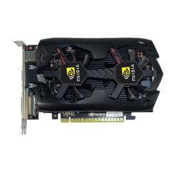 De mémoire GDDR5 128 bits PCI-E jeu carte graphique de la carte vidéo pour GT730 avec le ventilateur du refroidisseur