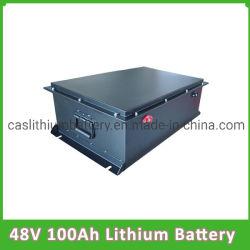 De aangepaste ZonneBatterij van de Batterij van de Pakken LiFePO4 van de Batterij van het Lithium van de Batterij Navulbare 12V 24V 48V 72V 100ah van het Lithium Ionen