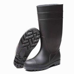 Nouvelles de haute qualité à bon marché à long de la sécurité des bottes de pluie en PVC