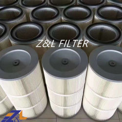 Qualitäts-neue Produktion für Hyraulic laufenden Abwechslung Fleetguard Öl-Luftfilter-Element-Luftfilter K2342