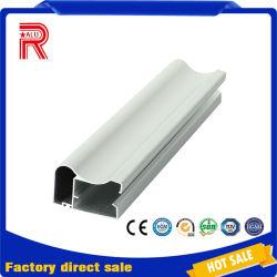 Usine de vitre coulissante de porte de gros de l'aluminium profilé en aluminium