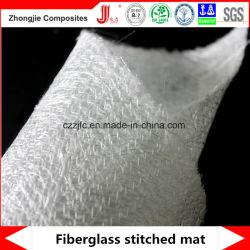 La superficie de aplicación velo pultrusión 380 gramos de tejido de fibra de vidrio con suturas Emk380