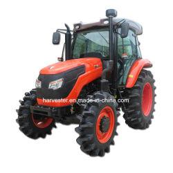 Kubota de maquinaria agrícola de 100 CV de potencia similar fuerte Tractor agrícola de China con precios baratos