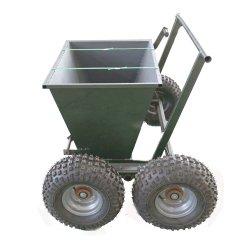 Руководство по ремонту песок резиновые Infill машины для футбольных полей