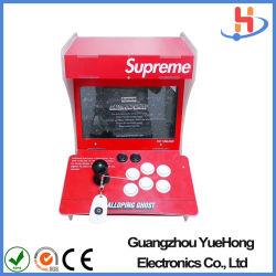 熱い販売は最も遅く1台の小型アーケード・ゲーム機械2プレーヤーの1388ゲーム屋内ビデオゲームを模倣する