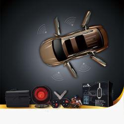 Keyless Eintrag-Systems-Auto-Warnung für Universalauto Yet851