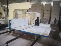 L'Éponge verticale de la mousse de PU Machine de découpe pour le traitement des variétés de papier pour la formation de mousse coupe
