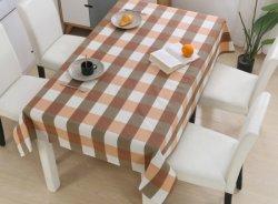 100% coton nappe Linge de table blanc