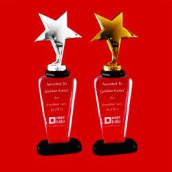 Trophées en verre acrylique Award pour le sport ou Businessa83 (075)