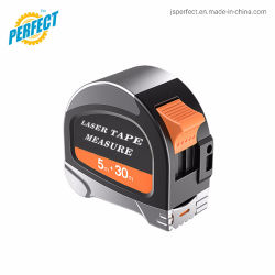 30m Electronic Digital mesure laser avec 5m de la règle de bande