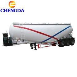 Eje 3 tanque de cemento para la venta de cemento a granel de remolque