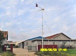 2kw Eolic AC trifase PMG asse orizzontale turbina eolica Impianto con freno per uso domestico