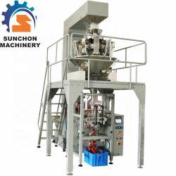 Açúcar / Grãos vertical automática / feijão / arroz máquina de embalagem