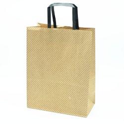 2021 حقيبة فاخرة فاخرة لهدايا عيد الميلاد مع هدايا فاخرة على طراز ساخن حقيبة تسوق فاخرة بشعار خاص بك