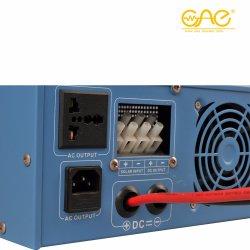 محول طاقة شمسية بموجة جيبية صافية بقدرة 1 وات مع جودة الشحن وحدة التحكم الشمسية PWM (LSI-10212P20/24P20)
