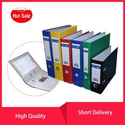 A4 côté levier unique arche PVC Dossier de fichier de clip / Dossier de présentation
