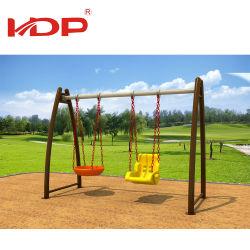 Sviluppare l'insieme di plastica dell'oscillazione dei bambini del commercio all'ingrosso del parco di divertimenti di intelligenza