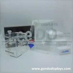 데스크탑 A4, A5 L자형 및 T자 형태의 경사진 PMMA 플렉시 유리 크리스탈 플라스틱 PC Perspex 슈퍼마켓 자석 팝 클리어 아크릴 사인 홀더 디스플레이 스탠드 8.5x11