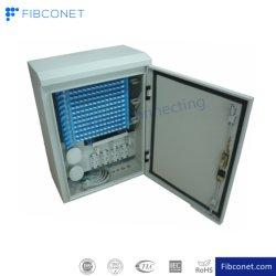 FTTH Fiber Optic Cross Connect Armário SMC Piscina equipamentos de comunicação