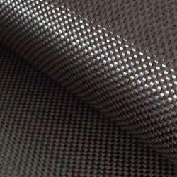 3k 200G / M2 Hilo de carbono de la tela 0.28mm Tejido grueso de la armadura plana