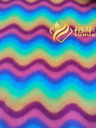 100% 폴리에스터 PVC 베이지 브라이트 깅엄 마드라스 알파카 벨벳 인쇄됨 테리 타월용 플라스 패브릭