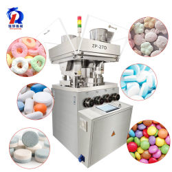 Zp China Manufacture Price High Speed Pharmaceutical Lab Automatic Rotary MILK Sugar CCandy Medicine Pill Compression Maker Pill Tablet Press الماكينة