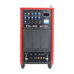 TIG-630 AMP ヘビー・デューティ AC/DC MMA インバータ・パルス・ウェルダー