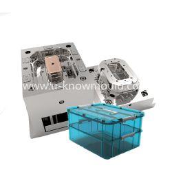 Muffa di plastica dell'elettrodomestico di uso di alimento della muffa domestica del contenitore