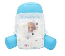 ODM Anti-Leak Programável Besuper OEM não tecidos por grosso de fraldas para bebé